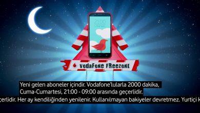 Vodafone FreeZone Tarifeleri ve Paketleri