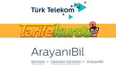 Türk Telekom Arayanı Bil