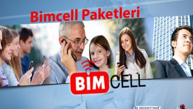 Bimcell Paketleri