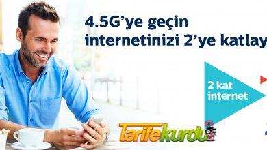 Türk Telekom 4.5G Açma