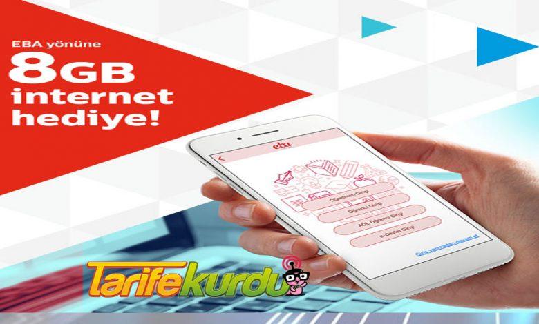 Türk Telekom EBA Bedava İnternet Kampanyası