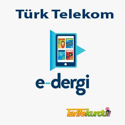 Türk Telekom E Dergi