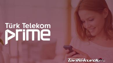 Türk Telekom Prime