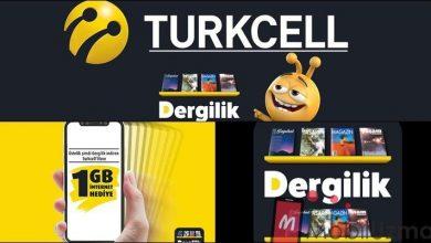 Turkcell Dergilik Uygulaması