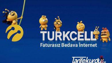 Turkcell Faturasız Bedava İnternet