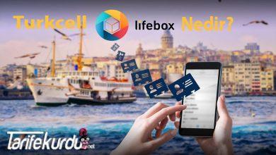 Turkcell Lifebox