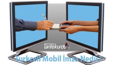 Turkcell Mobil İmza