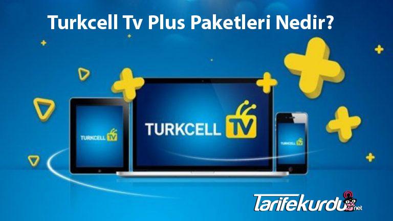 Turkcell Tv Plus Paketleri