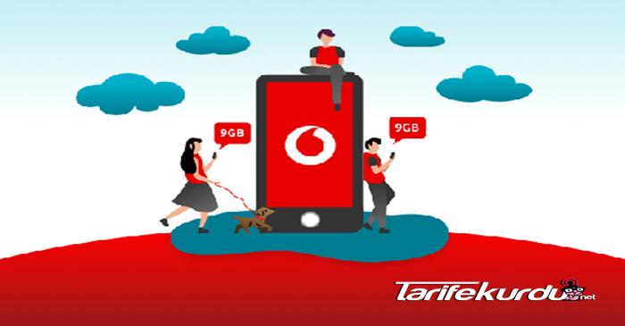 Vodafone Arkadaşını Davet Et