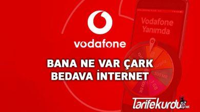 Vodafone Bana Ne Var