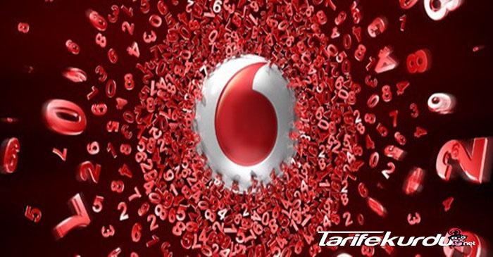 Vodafone Hat Taşıma
