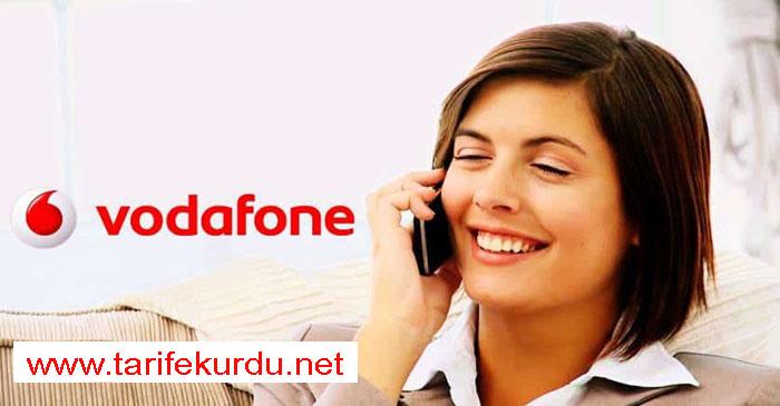 Vodafon Konuştukca İnternet