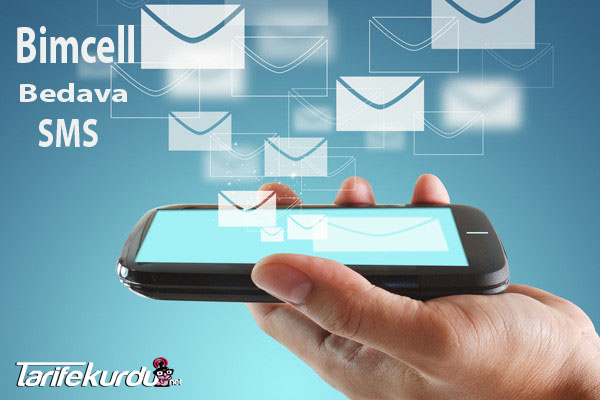 Bimcell Bedava SMS