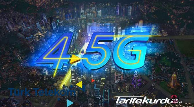 Türk Telekom 4.5 G Apn Ayarı