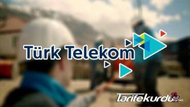 Türk Telekom Mesleğe Göre Avantajlı Tarifeler