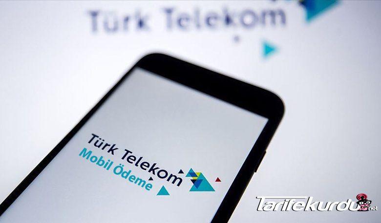 Türk Telekom Mobil Ödeme