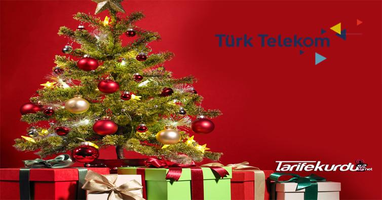 Türk Telekom Yıl Başı Bedava İnternet Kampanyası