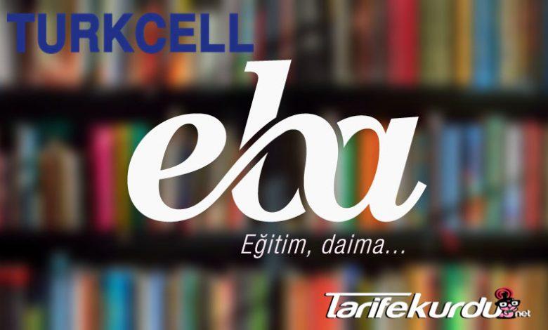 Turkcell EBA İnternet