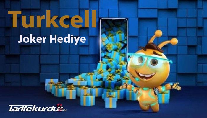 Turkcell Joker Hediye