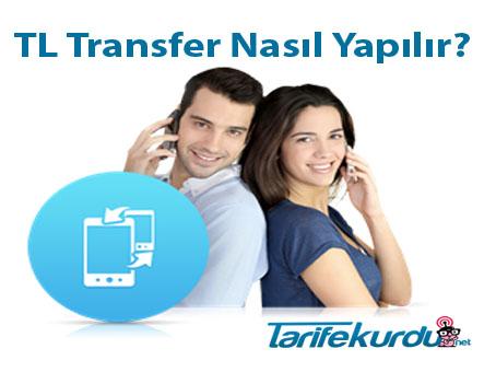 Turkcell TL Transferi