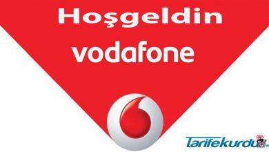 Vodafone Hoş Geldin Paketi