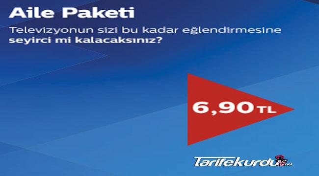 Türk Telekom Aile Tarifeleri