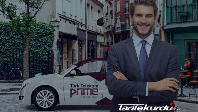 Türk Telekom Prime Mobil Tarifeler