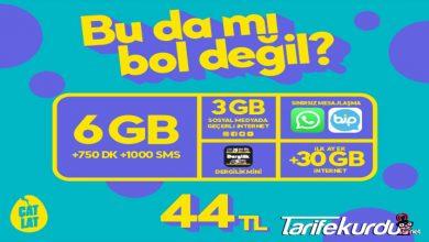 Turkcell Bol Paket