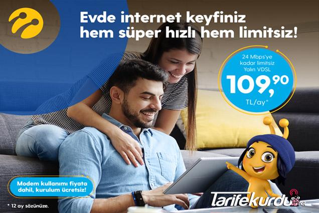 Turkcell Evde İnternet