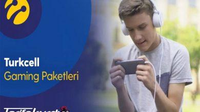 Turkcell Hediye Oyna Paketi