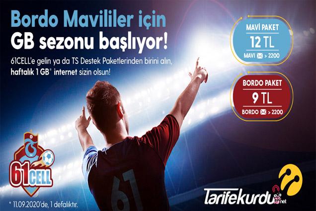 Turkcell Mavi Paket
