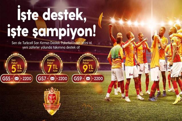 Turkcell Tam Destek Paketi