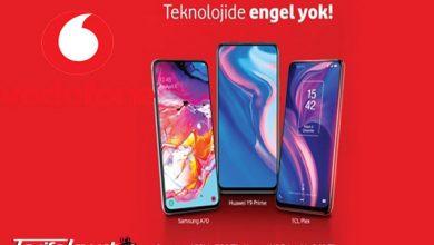 Vodafone Cihaz Puanı Sorgulama