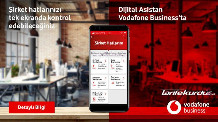 Vodafone Dijital Asistan