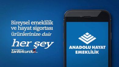 Anadolu Hayat Emeklilik İptali