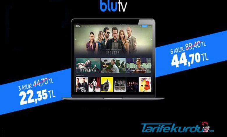 Blue TV Üyelik Fiyatı; İptal İşlemleri
