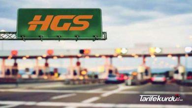 HGS İptali