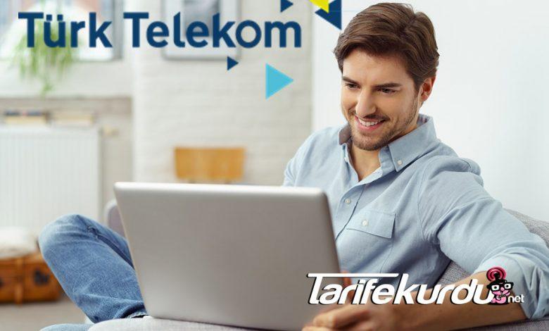 Türk Telekom Evde İnternet