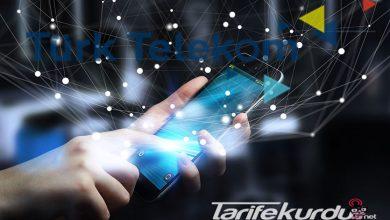 Türk Telekom Ücretsiz Dakika