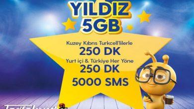 Turkcell Yıldız Paket Fiyatları