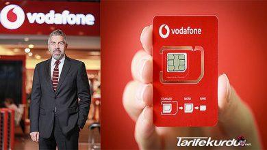 Vodafone Hat İptali