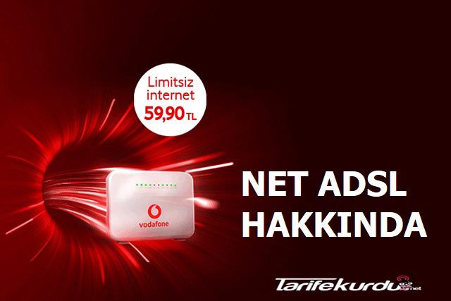 Vodafone Net Nedir