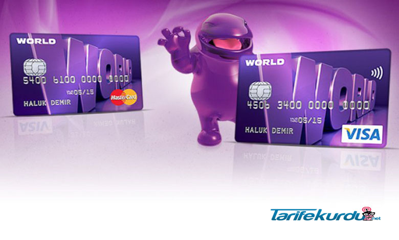 Yapı Kredi World Kredi Kart
